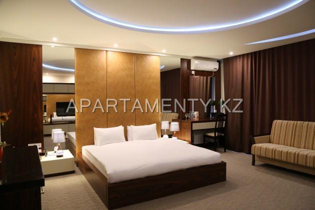 Люкс двухместный с 1 кроватью