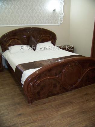 Стандартный одноместный номер с одной большой кроватью
