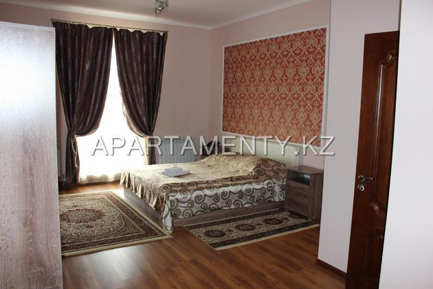 Standart with a large double bed