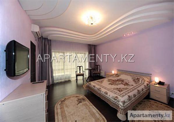 """Deluxe room, """"Zhamilya"""" hotel"""