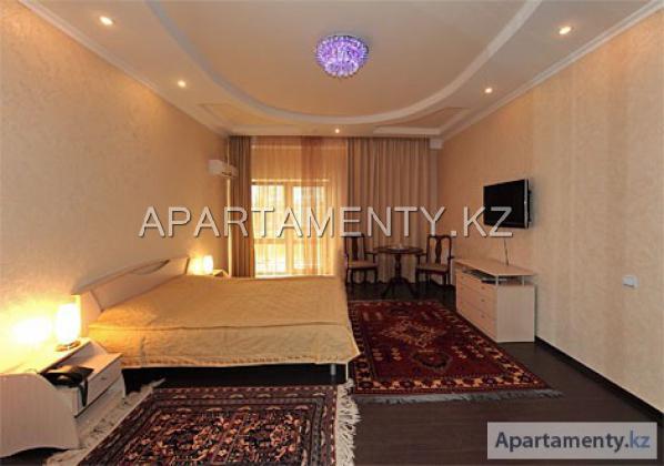 """Deluxe room at """"Zhamilya"""" hotel"""
