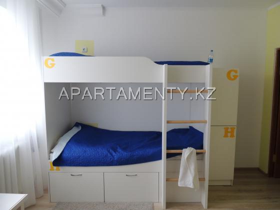 Комната с 8  кроватями