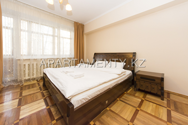 One-bedroom apartment at 71, Dostyk str, Almaty