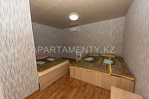 Quadruple room with private facilities