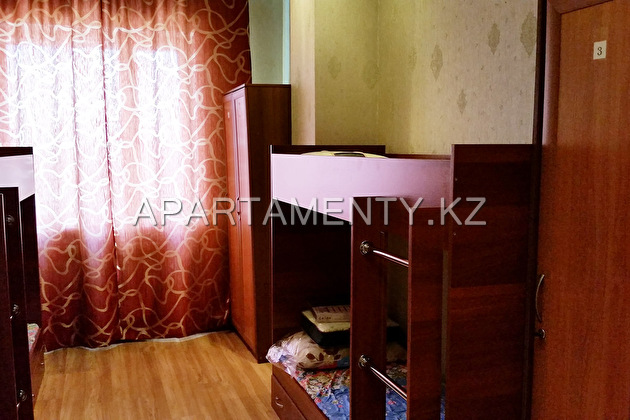 4-bed room for women