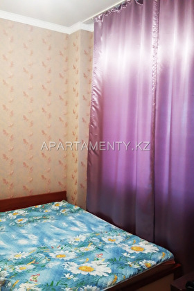 Семейный номер с двуспальной кроватью