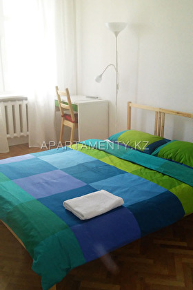 Separate double room