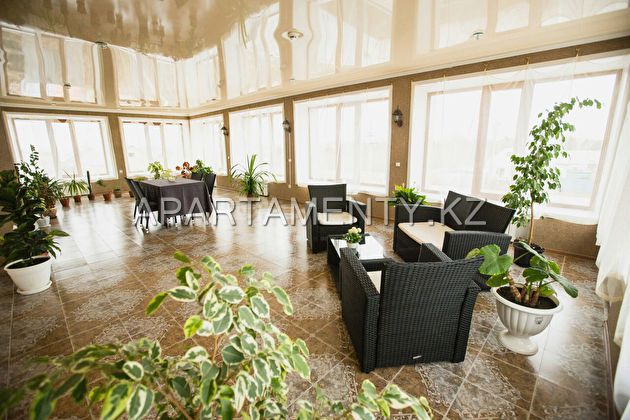 Wedding room, a winter garden. Suite