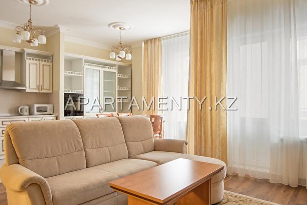 Apartment 1 bedroom, deluxe