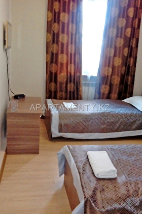 Двухместный номер с двумя односпальными кроватями