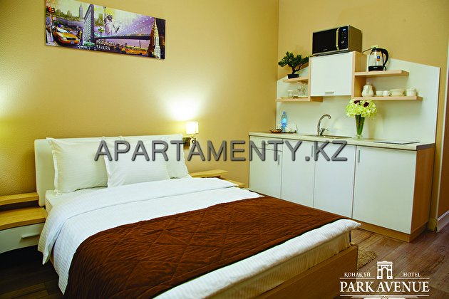 Number of apartment