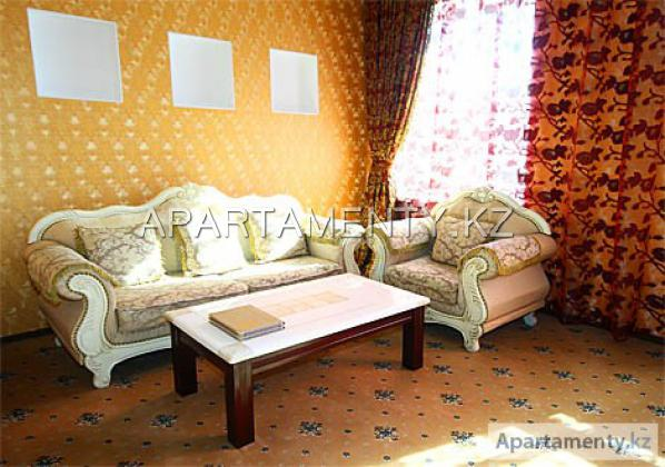 "deluxe of ""Aidana Plaza"" hotel"