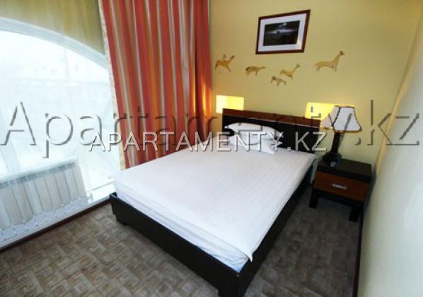 """Deluxe room """"Astana Art Hotel"""""""