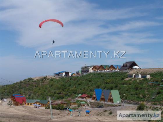 Climbing walls, paraglider flights