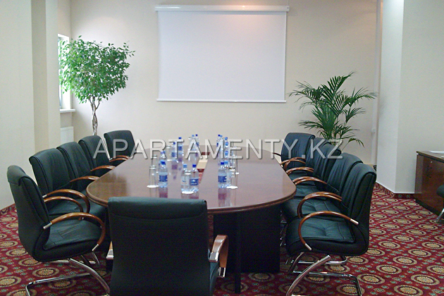 Conference halls of hotel