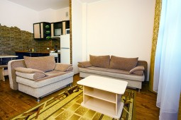 2-room apartment,daily rent, Astana, Diplomat
