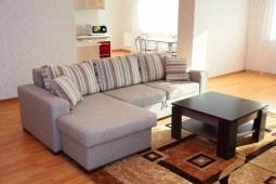 3-room apartment, daily rent, Astana, Severnoye Si