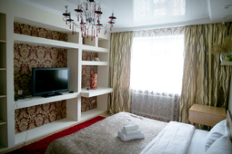 Studio for rent in Sunny quarter, Almaty