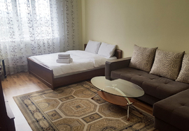 One bedroom apartment, Balzac, Almaty