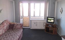 Трехкомнатная квартира посуточно, Усть-Каменогорск