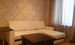 2-комнатная квартира посуточно, ул. Ерубаева д. 74