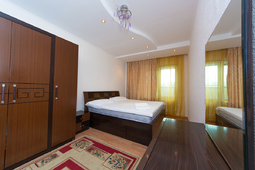2-room apartment daily on the left bank of Astana