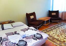 Однокомнатная квартира посуточно  в Атырау