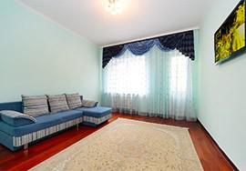 2-комнатная квартира посуточно