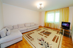 2-room apartament daily rent Astana
