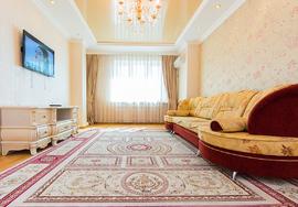 2-комнатные апартаменты, пр. Кабанбай Батыра д. 11