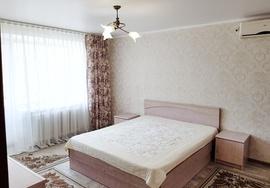 2-комнатная квартира посуточно, ул. Достык д. 187