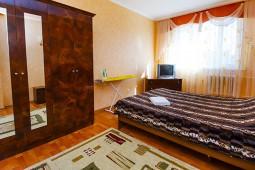 """2-комнатная квартира, жилой комплекс """"Номад"""""""
