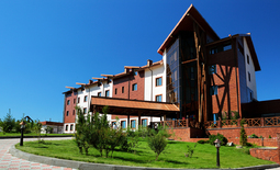 "Therapeutic recreation complex ""TERRASSA PARK"" Shuchinsk - Burabay resort zone"