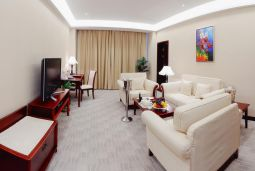 "The hotel ""Beijing Palace Soluxe"" 