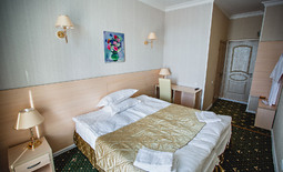 "The hotel ""Versailles"" 