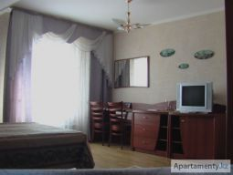 """Berlin"" hotel in Astana"