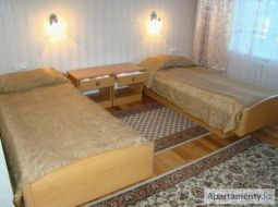 "The hotel-resort ""Altyn Kargaly"""