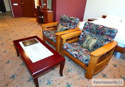 "The hotel ""Aidana Plaza"" 