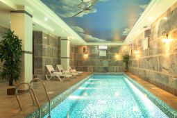 "SPA center of ""Grand Erbil"" hotel"