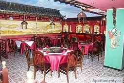 "Restaurant ""Chinese courtyard"""