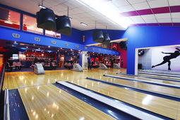 "Bowling ""Boomer"" and billiards"