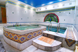 "Turkish bath ""Hamam"""