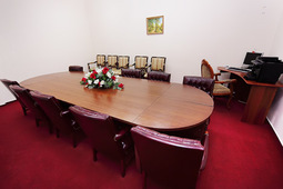 "Conference hall of the hotel ""Akku"""