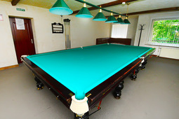 Russian billiard