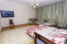Large one-bedroom apartment Astana