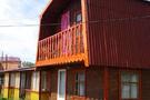 Домики деревянные посуточно