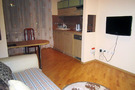 "apartment in the ""Golden Square"", Almaty"