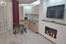 Two-bedroom apartment for daily rent in Almaty