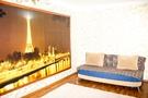 Светлая двухкомнатная квартира по суткам Фаворит