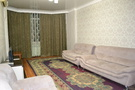2-roomed apartment by the day in the center of the